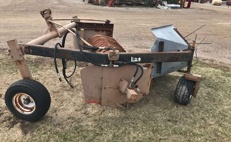 A&L 2010 Windrow Inverter, Hydraulic Drive, Good Condition