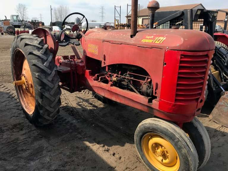 Massey Harris 101, Runs Well, Goes Through All Gears, Charging System Does Not Work