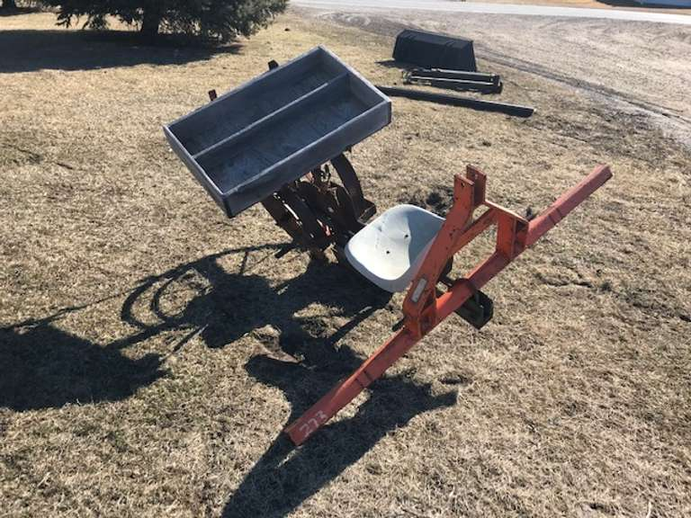Holland One-Row 3-Point Transplanter