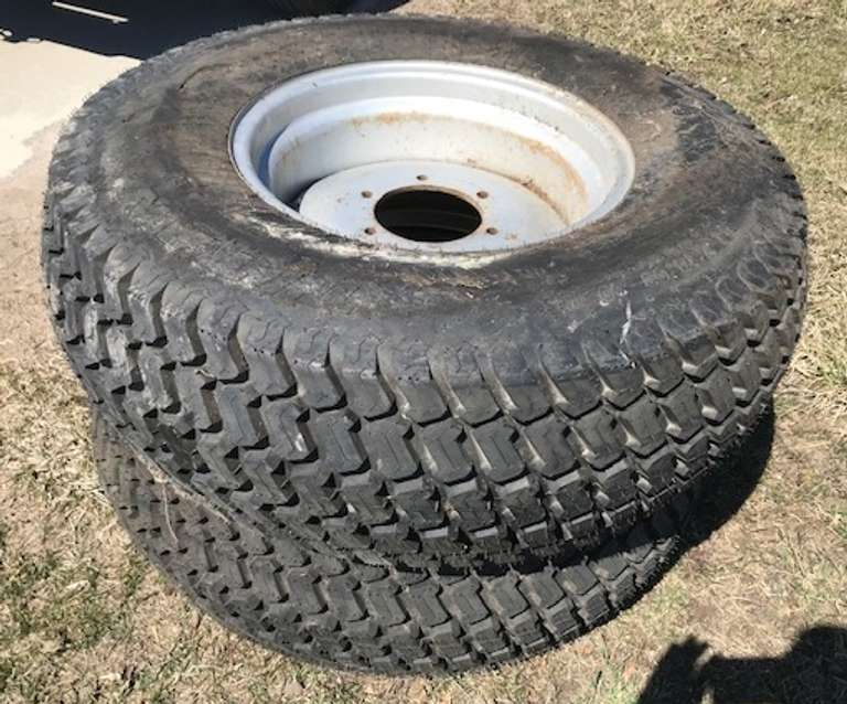 Turf Tires and Wheels, 41x14.00-20, New