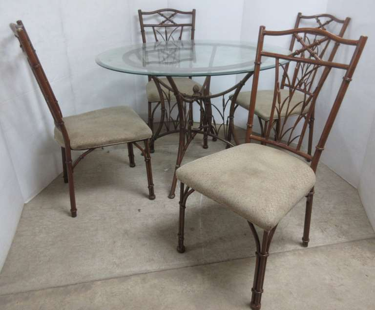 Kitchen Table and (4) Chairs