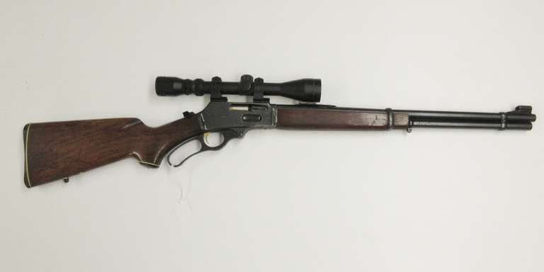 Marlin Model 336 35 Cal. Remington, Est. 187, Micro-Groove, Made in USA, Serial No. 1164XX