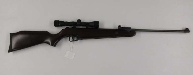Beeman .177 Air Rifle PISI, with Beeman 4x Scope and Instructions, Seller Will Be Dropping Off Original Box