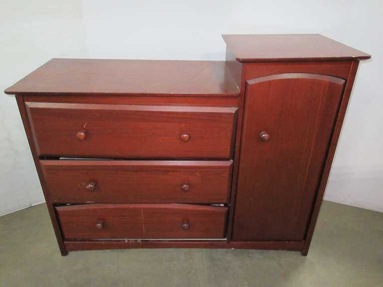 Bedroom/Changing Station Dresser