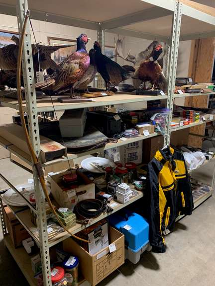 April 23rd (Tuesday)  Firearm and Sporting Goods Online Auction