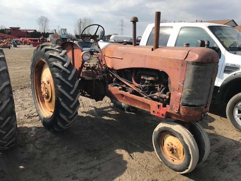 Massey Harris 30, Runs Well, Goes Through All Gears, Charging System Does Not Work