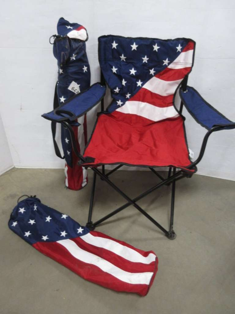 Fabulous Albrecht Auctions Red White And Blue Chairs Pdpeps Interior Chair Design Pdpepsorg
