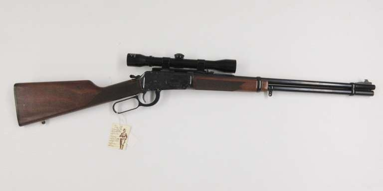 "Winchester Model 94 30-30 Lever Action, 20"", 4x32 Scope, Serial No. 468639XX"