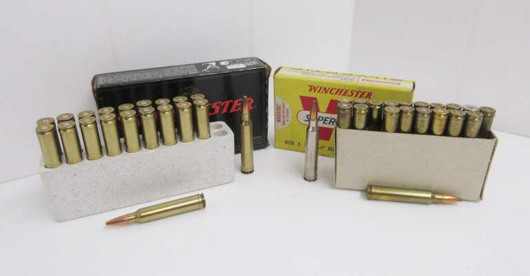 (40) Rounds of Factory Loaded 300 Winchester Magnum