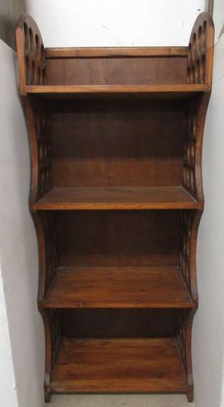 Older Four-Shelf Knick Knack Stand