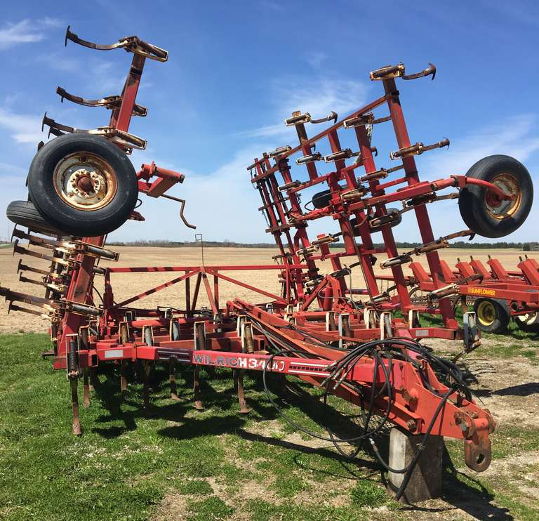 June 5th (Wednesday) - STATEWIDE Farm / Construction / Municipality EQUIPMENT Online Auction