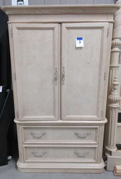 Stanley Furniture Bedroom Cabinet, Matches Lot Nos. 1, 2, and 4