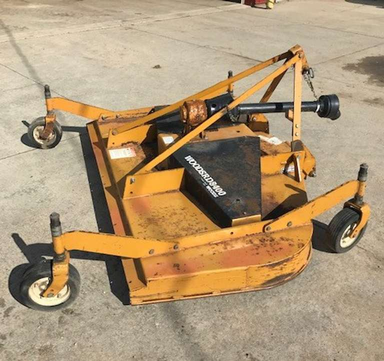 Woods RD 8400 7' Finishing Lawn Mower, 540 PTO, 3-Point Hitch