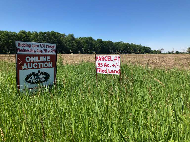 August 7th (Wednesday) Real Estate Online Auction