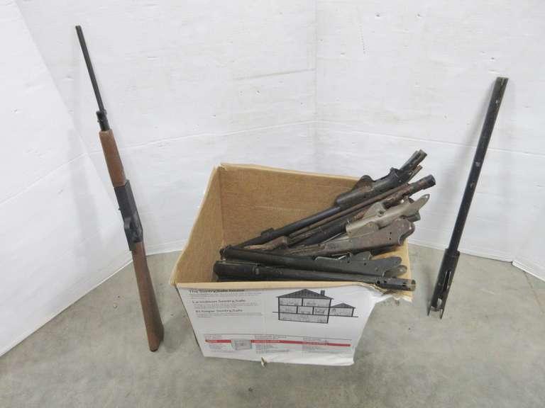 Albrecht Auctions | Daisy and Crosman BB Gun Parts, Includes