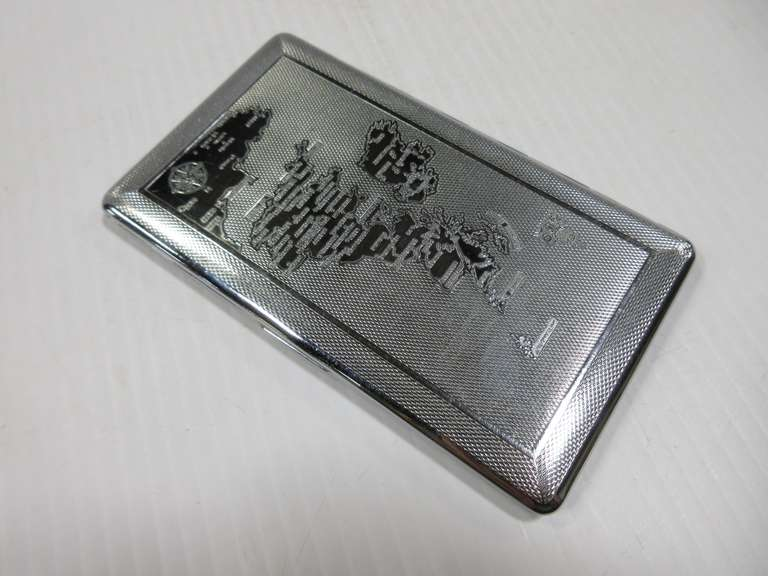 Mayell england cigarette case is e cigarettes addictive