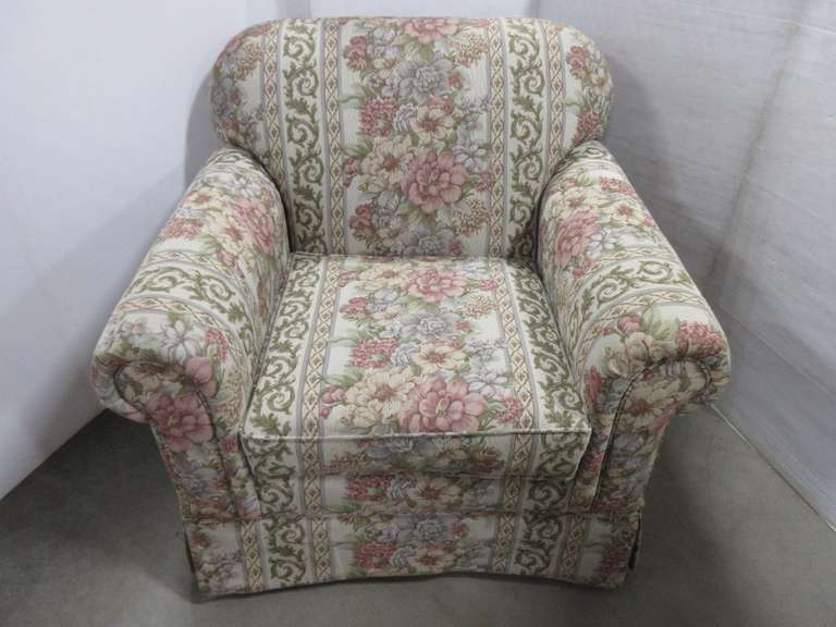 Craftmaster Chair, Matches Lot No. 27