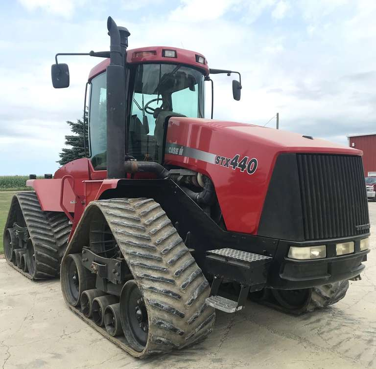 September 4th (Wednesday) - STATEWIDE Farm / Construction / Municipality EQUIPMENT Online Auction
