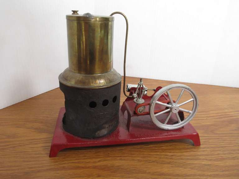 Antique Weeden Toy Steam Engine