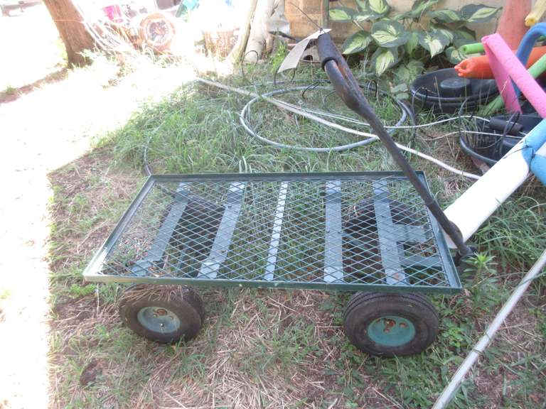 "Yard/Garden Utility or Potting Mobile Cart, 20"" x 37 1/2"""