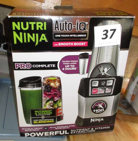Ninja Pro Complete, Appears New in the Box
