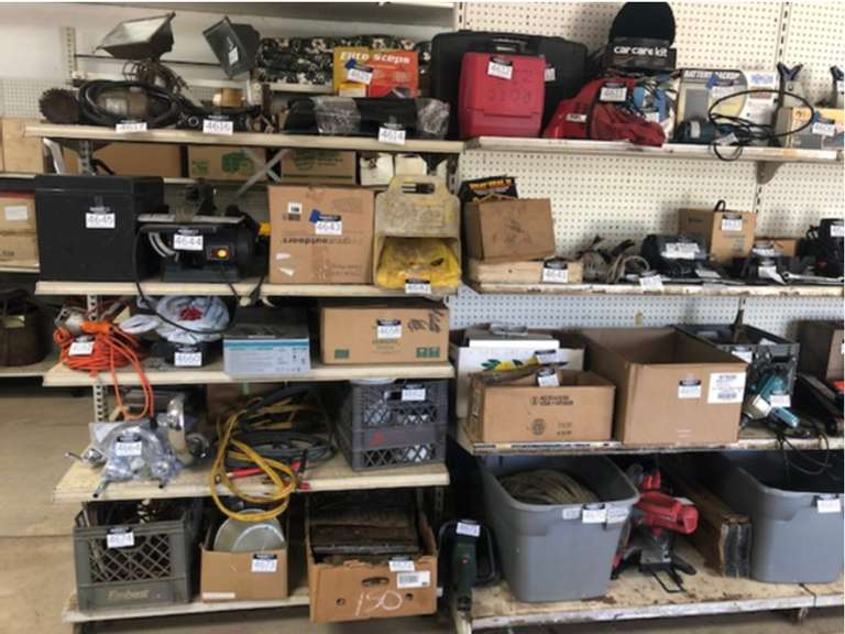 August 12th (Monday) Saginaw Road Online Consignment