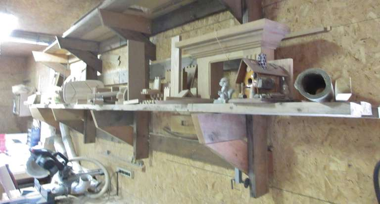 Whole Shelf of Small Wood Working Projects