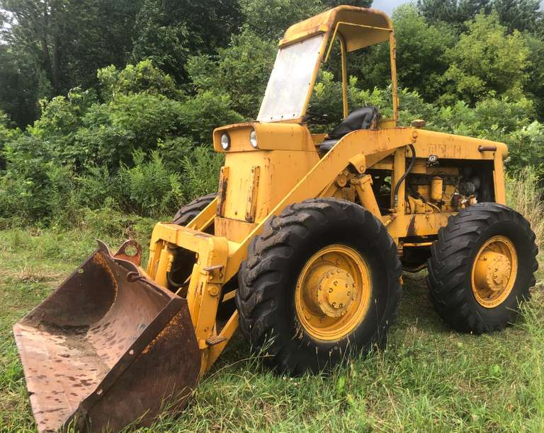 Michigan Payloader, Nice Older Machine