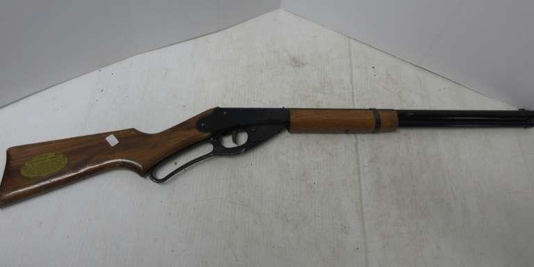 Albrecht Auctions | Daisy 1938 Red Ryder BB Gun