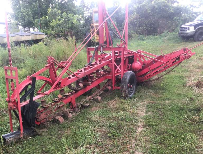 Trenching Machine, Works Great, Can be Ran Off Small or Larger Tractor