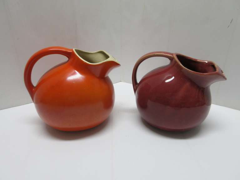 McCoy and Unmarked Ball Jugs