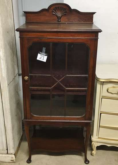 Older China Hutch