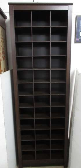 Space Saving Shoe Storage Cabinet, BUSR-0009-1