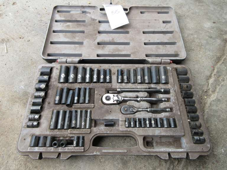 Stanley Tool Kit, Nearly Complete