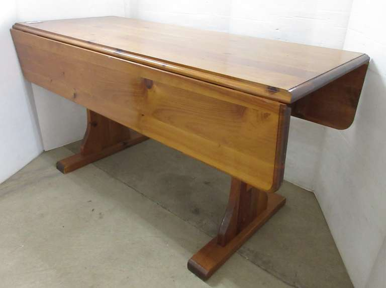 Maple Drop-Leaf Table