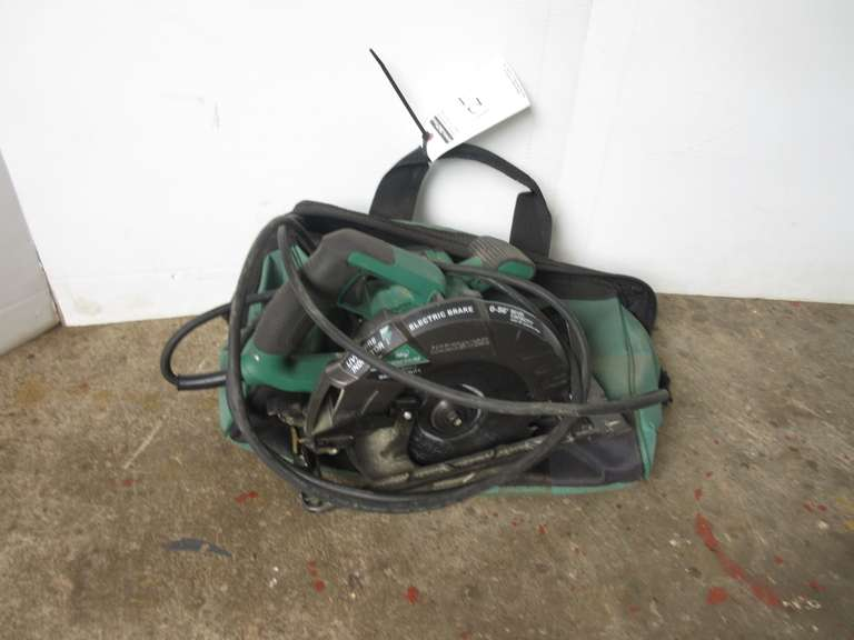 Masterforce Electric Circular Saw, Very Good Condition