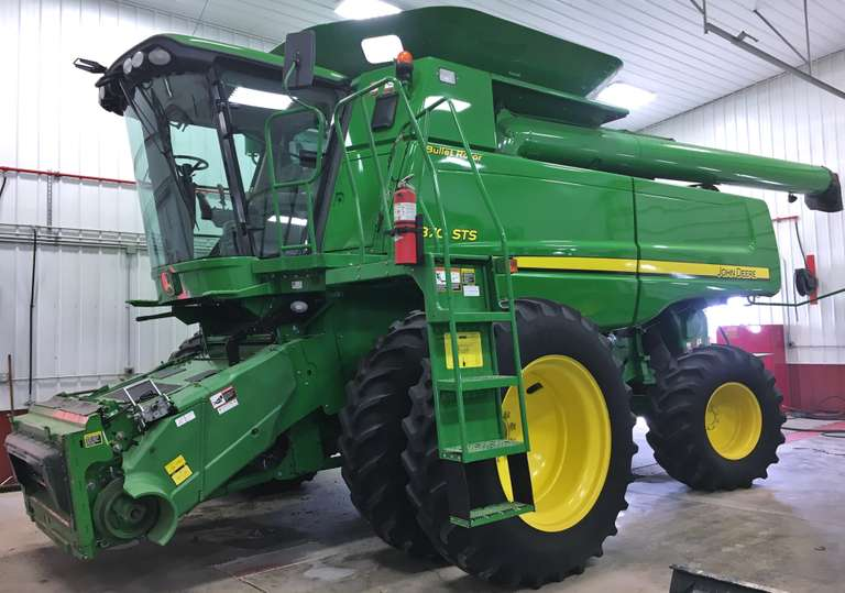 October 2nd (Wednesday) - STATEWIDE Farm / Construction / Municipality EQUIPMENT Online Auction