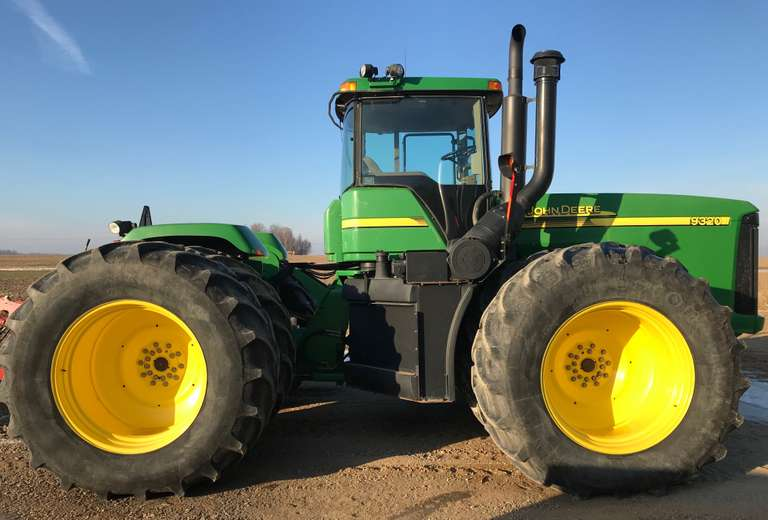 February 12th (Wednesday) - STATEWIDE Farm / Construction / Municipality EQUIPMENT Online Auction