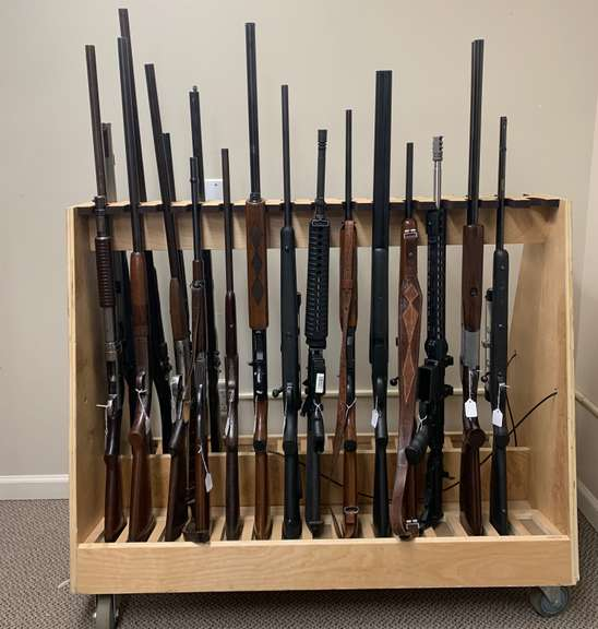 January 21st (Tuesday)  Firearm and Sporting Goods Online Auction