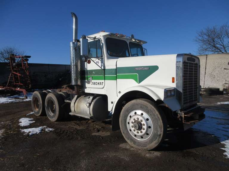 1981 White Freightliner, 300 Cummins, 4.40 Gear Ratio, Wet Kit, Recently Upgraded Suspension