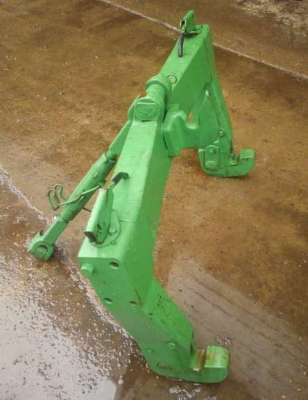 John Deere Quick Hitch, Came Off John Deere 4840