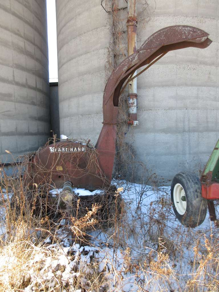 Farmhand Corn Grinder Blower, PTO Driven, AS IS