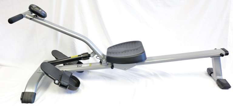 In Motion Deluxe Rower