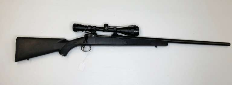 Savage Model 12 .22-250 Rifle with 4-12x40 Scope