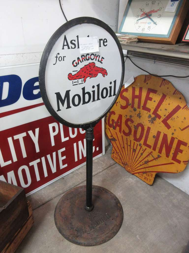 October 27th (Tuesday) Automobilia, Petroliana, and Advertising Online Auction