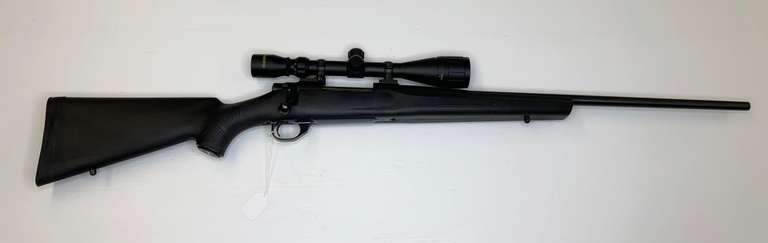 Howa 1500 7mm Rifle Black Synthetic Stock with 4x16x40 Tasco Scope