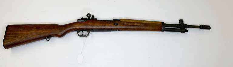 Fabrica De Arms 1956 7.62x51 Scout Rifle, Seller States This is a Rare Gun