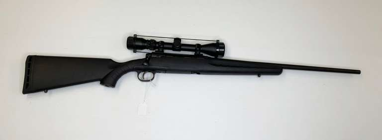 Savage Axis .223 Rifle with 3-9x40 Scope