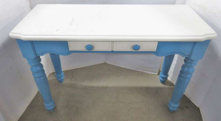 Hallway Table with Drawer