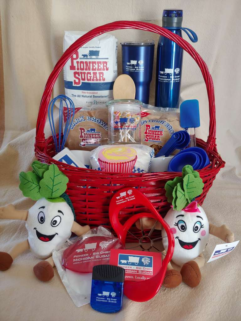 Michigan Sugar Gift Basket